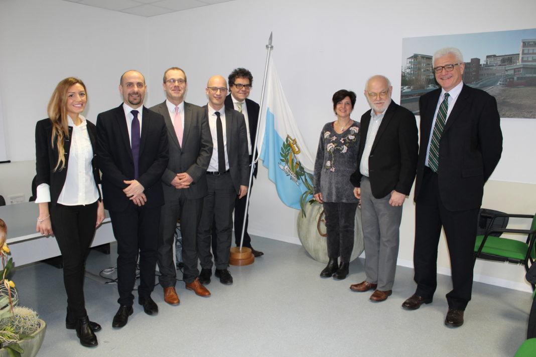 a2f6c65defa85 Delegazione dell OMS in visita a San Marino - RomagnaUno