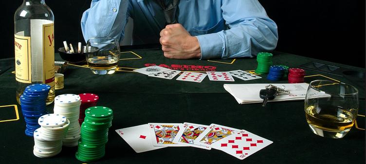 Servizio di incontri di poker
