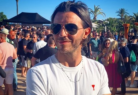 innovative design 398b8 5308d Il top dj house Samuele Sartini, dopo Ibiza, arriva al ...
