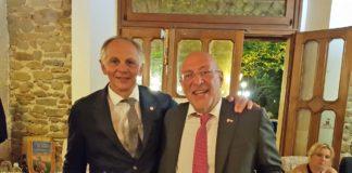 Ivano Spazzoli e Mauro Casadio